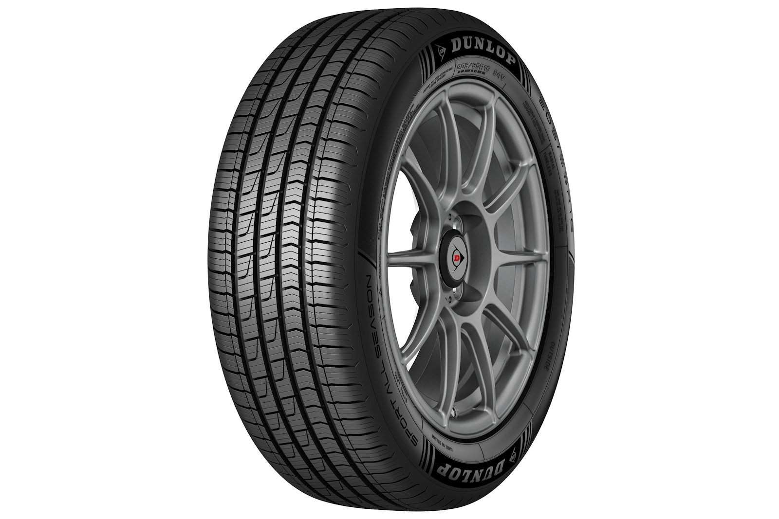 The behavior of various tyre types